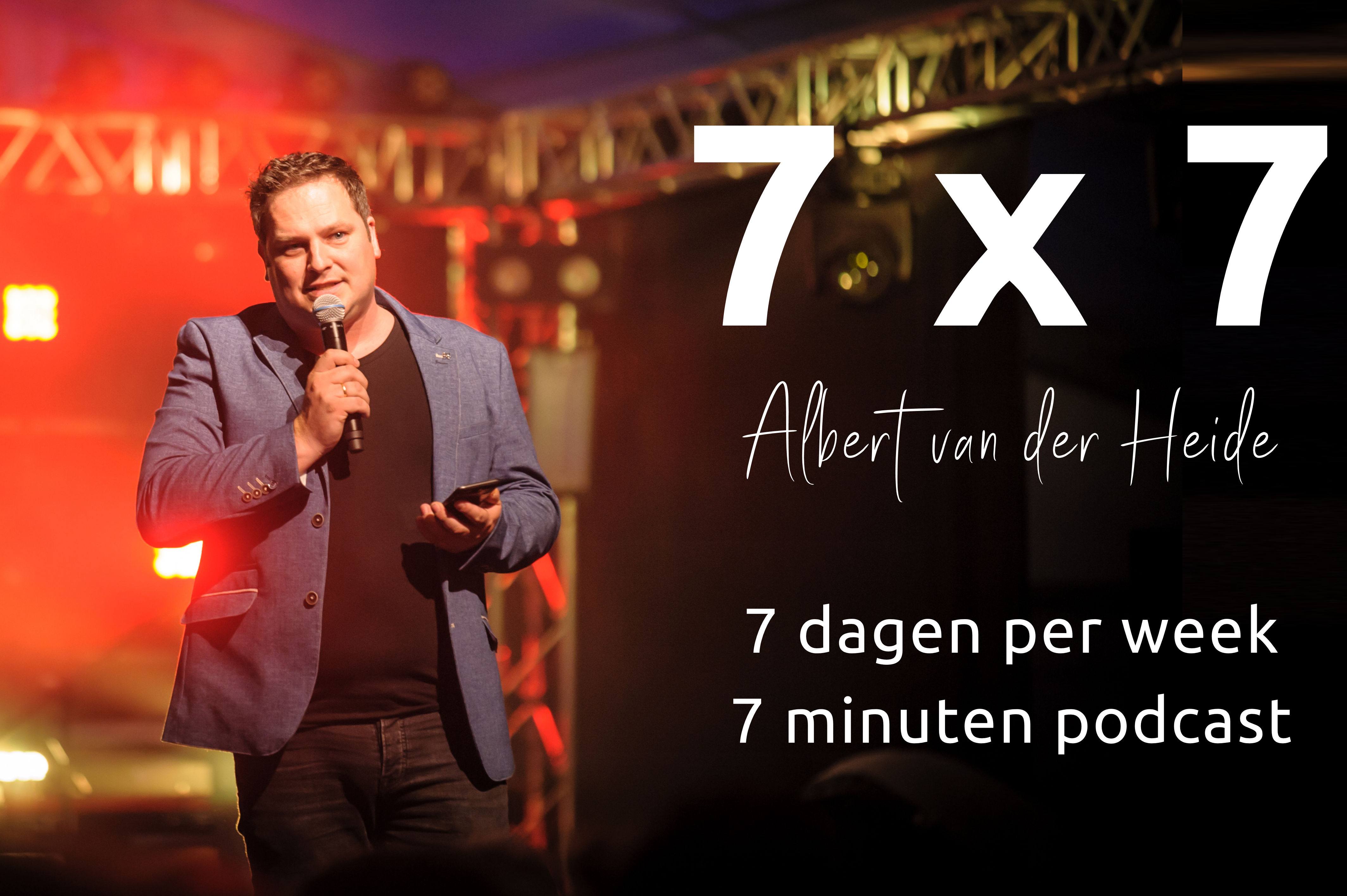 Podcast Albert van der Heide